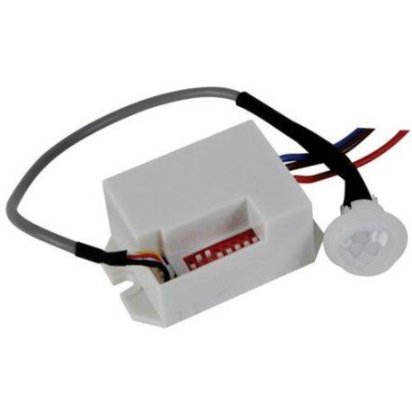 Mini détecteur IR de mouvement à minuteur réglable PIR415