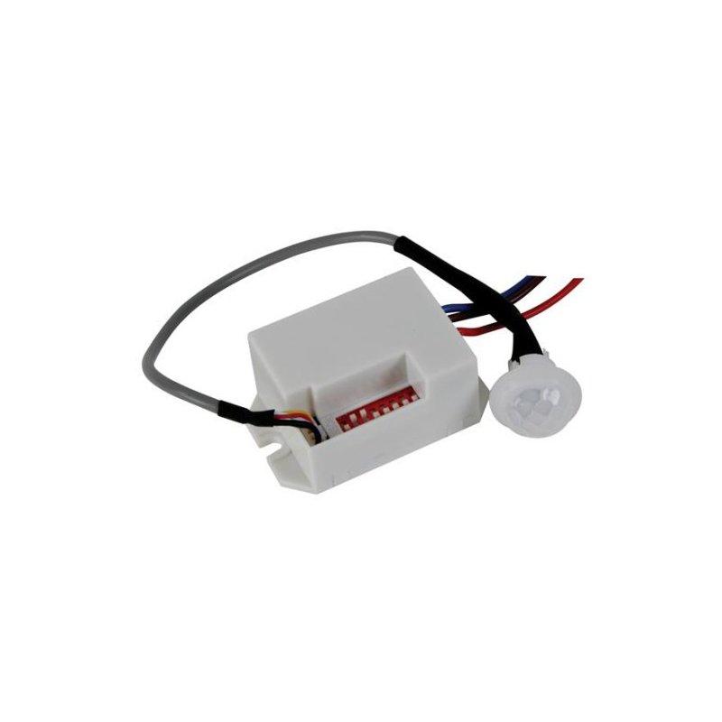 mini d tecteur de mouvement discret minuteur et r glable pir415. Black Bedroom Furniture Sets. Home Design Ideas