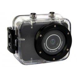 Caméra de sport Full HD étanche écran LCD télécommande