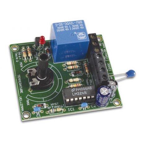 Thermostat à relais sec VM137