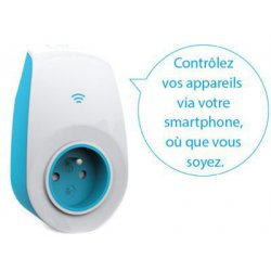 Prise connectée NEO WIFI Smartphone chacon 53010