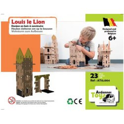 Louis le Lion: Tour et pont levis, 23 pièces