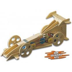 AutoMech: kit jouet voiture en bois à assembler