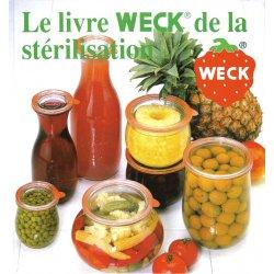 Le livre Weck de la stérilisation