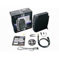Générateur analyseur de fonctions oscilloscope 2 voies - PC USB