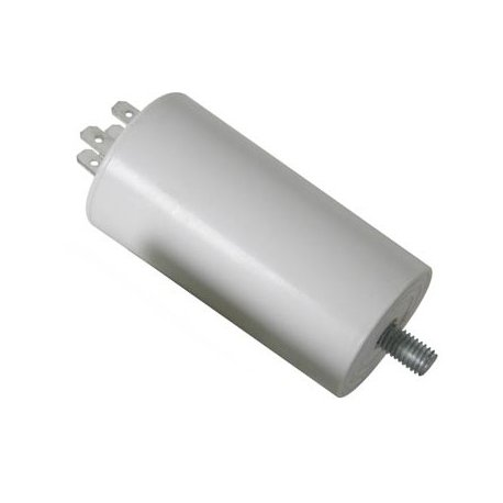 Condensateur moteur asynchrone 20µF 240V 450V