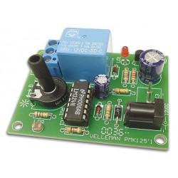 Interrupteur à relais crépusculaire en kit MK125