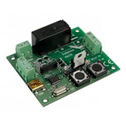 Minuteur universel programmable USB à relais VM206