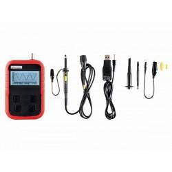 Oscilloscope numérique portable True RMS 40Mhz HPS140i