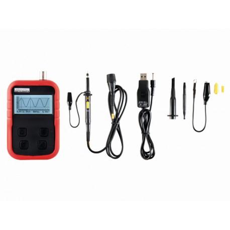 Oscilloscope numérique portable HPS140i