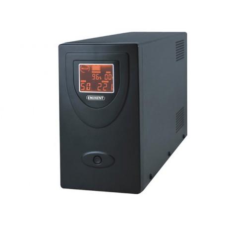 Onduleur Eminent LCD EM3984 avec logiciel UPSMART 2000I