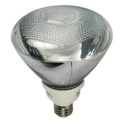 Ampoule fluocompacte spot PAR38 18W
