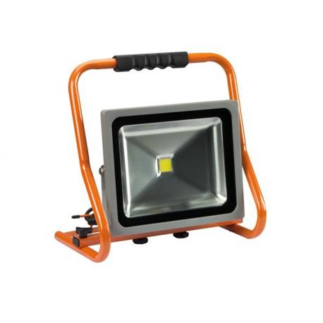 Projecteur de chantier LED COB 50W Epistar EWL315