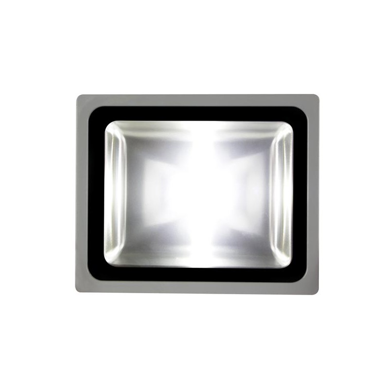 projecteur led cob 50w 6500k en aluminium 3000 lumens ip65 ewl315. Black Bedroom Furniture Sets. Home Design Ideas