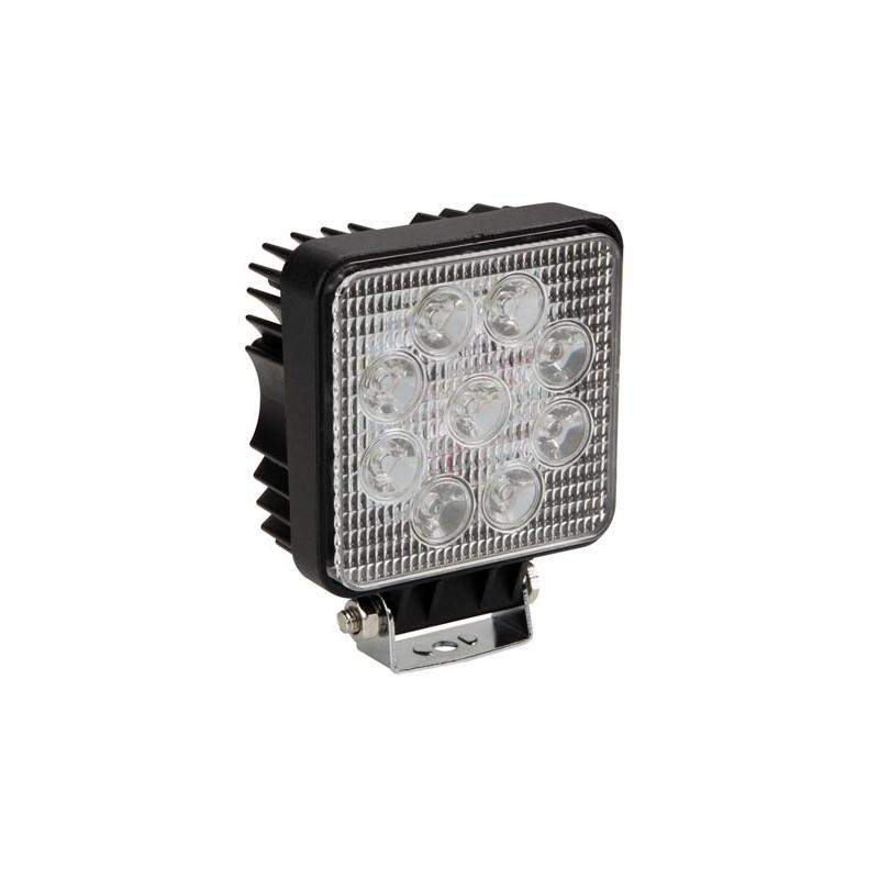 projecteur led basse tension 9 30v cc clairage solaire voiture camping car jardin. Black Bedroom Furniture Sets. Home Design Ideas