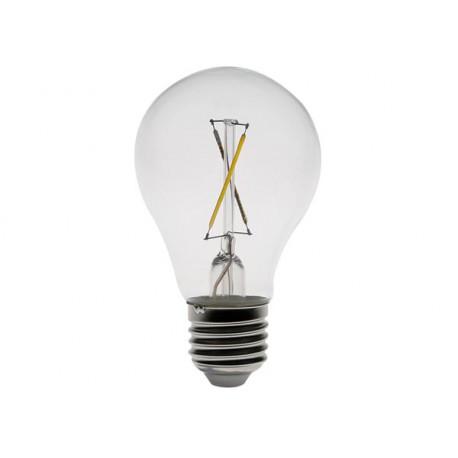 Ampoule LED EDISON à filament E27 bulbe A60 LAL1A3C