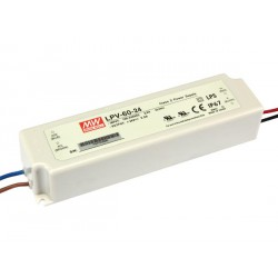 Alimentation 24V CC 60W IP67