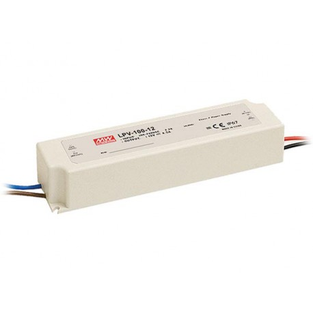 Alimentation électronique 230V - 12V CC 100W