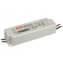 Alimentation 24V CC 20W IP67