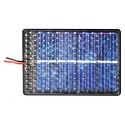 Cellule solaire polycristalline 2V - 200mA