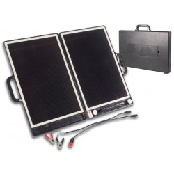 Valise solaire pliable 12V