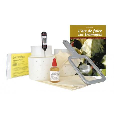 Kit à fromage pour débutants