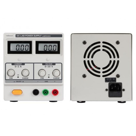 Générateur de courant continu 0V-30V 3A max LABPS3003