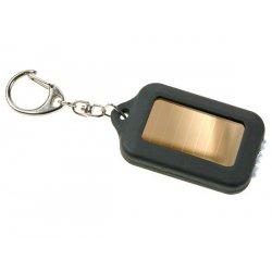 Porte clés solaire lampe de poche LED