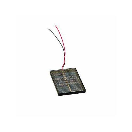 Cellule solaire photovoltaïque à souder 1V - 200mA