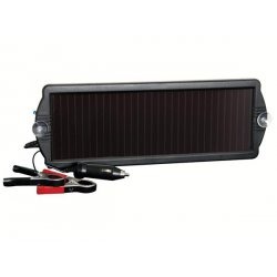Panneau solaire chargeur de batterie voiture 12V 1,5W