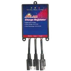 Régulateur solaire de tension - 7A - 12V / 100W