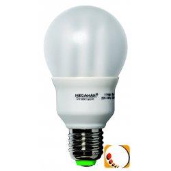 Ampoule dimmer globe E27 11W 10000h 2700K - variateurs