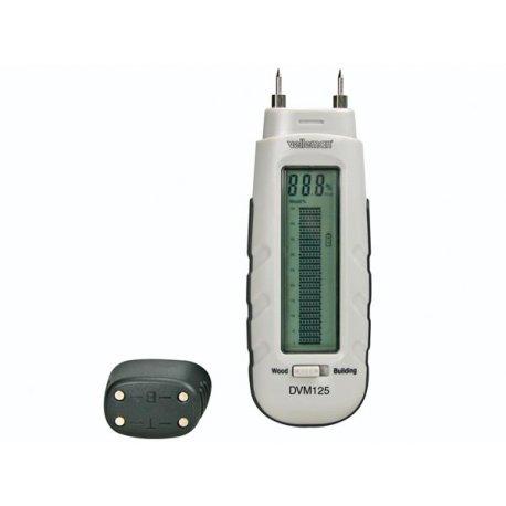 Humidimètre, mesure d'humidité des matériaux, isolation et bois