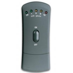 Détecteur de champ électromagnétique: gaussmètre