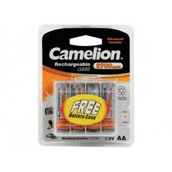 Accus NiMh AA LR6 1.2V 2700 mAh Haute Capacité Camelion