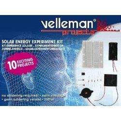 Solar Edukit: kit éducatif 10 expériences solaires