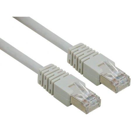 Câble réseau blindé 20m CAT6