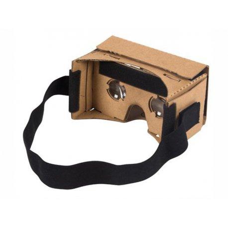 Google Cardboard, kit de réalité virtuelle en carton