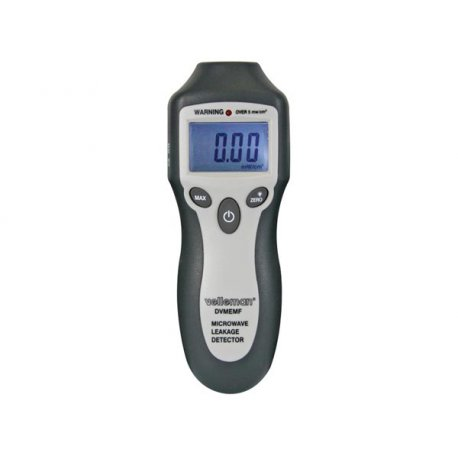 Détecteur et capteur de micro ondes (four, GSM, Wifi) DVMEMF