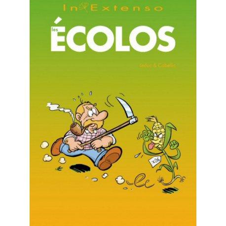 Les Ecolos, la BD