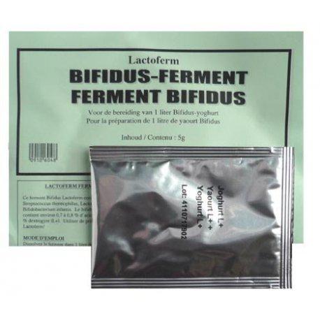 Ferments yaourt Bifidus - Lactoferm