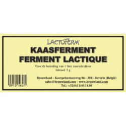 Ferments fromage