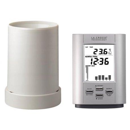 Pluviomètre sans fil IT+ La Crosse Technology WS9006
