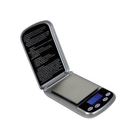 Balance miniature à écran tactile - 500g - précision 0.1g vtbal16