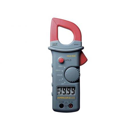 APPA 33II, pince ampèremétrique professionnelle true RMS et voltmètre