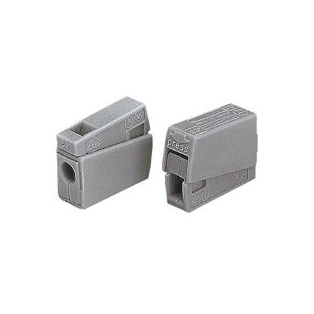 Connecteur rapide Wago - 0.5 à 2.5 mm2 - Lot de 10