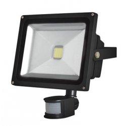 Projecteur de jardin LED Epistar 30W Capteur IR