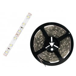 Ruban flexible 300 LEDs 5m découpable blanc froid