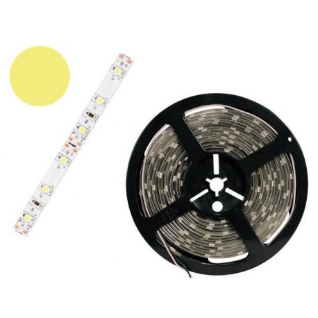 Ruban flexible 300 LED 5m découpable blanc chaud IP61 LB12M130WW