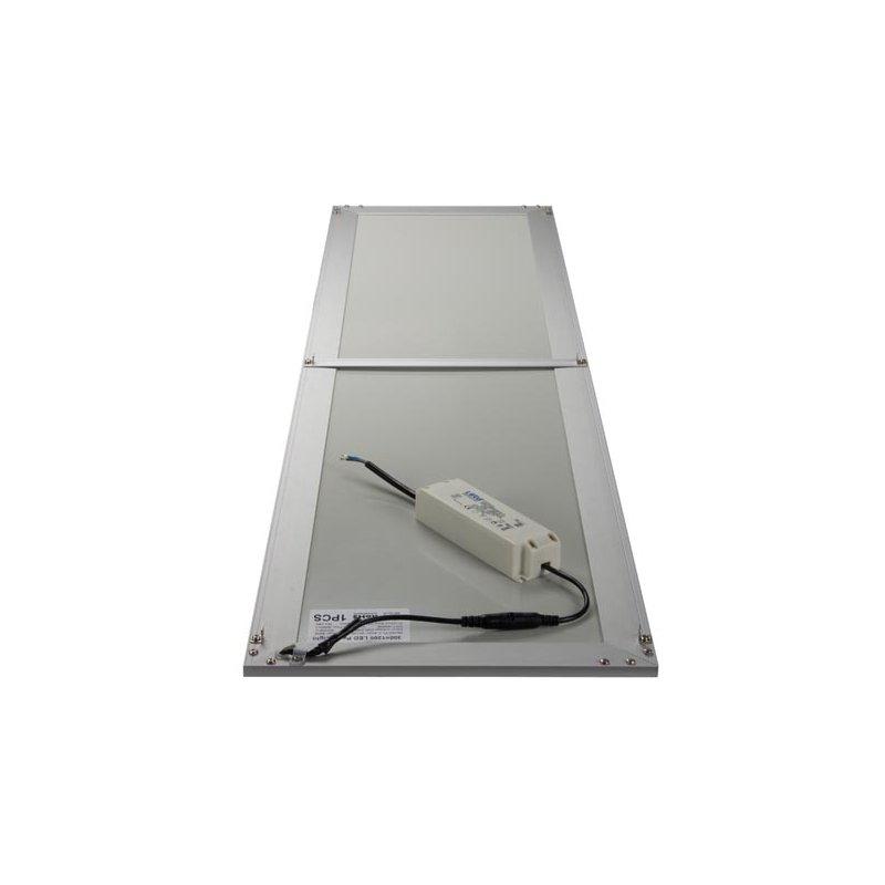 dalle led cms de 120x30cm puissance 35w pour plafond ou suspendu couleur lumi re neutre 4000k. Black Bedroom Furniture Sets. Home Design Ideas